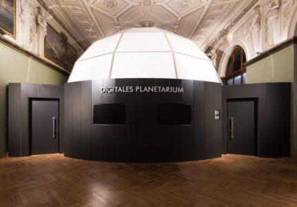 Digitales Planetarium – Naturhistorisches Museum Wien