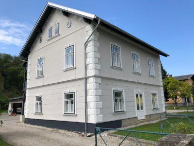 DDSG-Gebäude Krummnußbaum